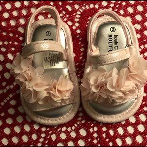 Infant Girl Koala Baby Boutique Sandals